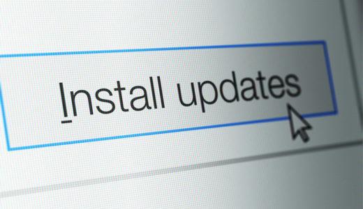 Windows Updateの種類と必要性について