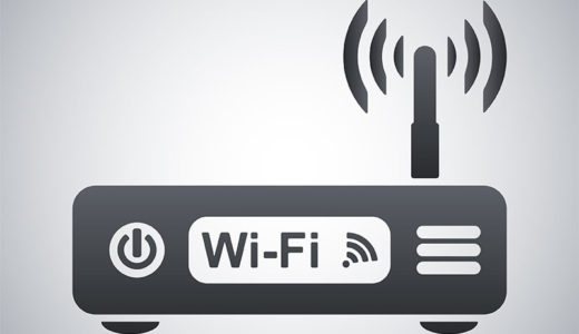 Wifiルーターのアンテナ特性と設置する際の注意点