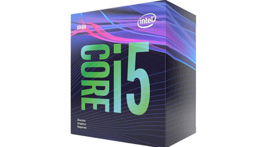 内蔵グラフィック非搭載のIntel CPU Fシリーズとは